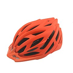 バイク ヘルメット N/A Certification サイクリング 9 通気孔 エコ 携帯 耐久 サイズ調整機能 男女兼用 ESP+PC サイクリング バイク