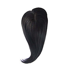 cheap Wigs & Hair Pieces-Uniwigs 4x4 Closure Straight / Classic Free Part Remy Human Hair Women's Daily