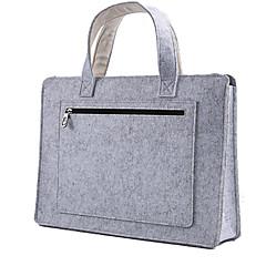 voordelige -Apple macbook 15 inch wol voelde laptop zakken kast handtas