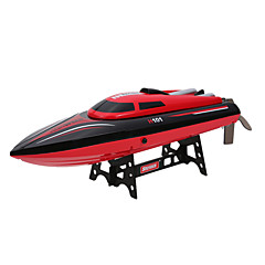 cheap RC Boats-RC Boat H101 Speedboat ABS 4 Channels KM/H