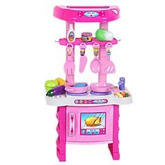Nakupování Toy Foods Plast