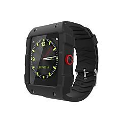 tanie Inteligentne zegarki-Inteligentny zegarek YYV18 na Android iOS Bluetooth GPS Sport Wodoodporny Pomiar ciśnienia krwi Ekran dotykowy Stoper Krokomierz Rejestrator aktywności fizycznej Rejestrator snu / Długi czas czuwania