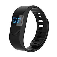 billige Smartklokker-Smart armbånd YYM5 til iOS / Android / iPhone Pulsmåler / Blodtrykksmåling / Kalorier brent / Lang Standby / Tidtaker Samtalepåminnelse / Aktivitetsmonitor / Søvnmonitor / Stillesittende sittende