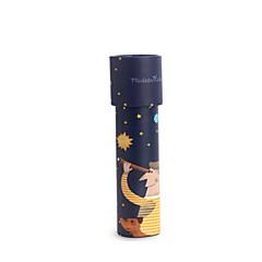 Kaleidoskop Spielzeuge Zylinderförmig Hirsch Papier Stücke Kind Geschenk