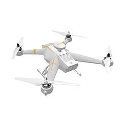 RC Drone GW023 4 Kanal 6 Akse 5.8G Med 1080 P HD-kamera Fjernstyrt quadkopter Høyde Holding FPV LED-belysning Etter Mode Sveve Med kamera