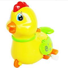 Brinquedos de Corda Brinquedos Galinha Animal Plásticos Peças Não Especificado Dom