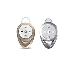 bluetooth v4.0 in-ear stereo hodetelefoner med mikrofon for 6/5 / 5s samsung s4 / 5 htc lg og andre