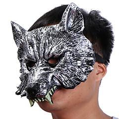 halloween gruselig gummi tier werwolf wolf kopf maske kopf halloween maskerade cosplay maske party kostüm prop