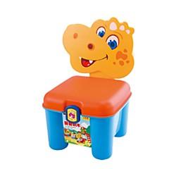 אבני בניין צעצועים ריבוע כיסא אנימציה חתיכות לא מפורט מתנות