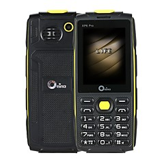 cheap Cell Phones-Oeina XP6 2.4 inch Cell Phone ( 32MB + Other 0.8 MP Other 1000 mAh )