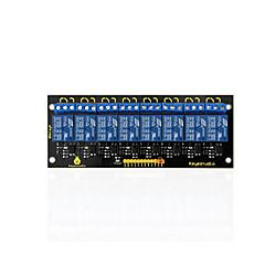 voordelige -Keyestudio 8-kanaals 5V relais module voor arduino pic avr mcu dsp arm elektronisch