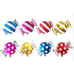 tanie Zabawki nowoczesne i żartobliwe-Dekoracje Balony Zabawki Zaokrąglanie Jedzenie Nadmuchiwany Impreza PVC Dla obu płci Sztuk
