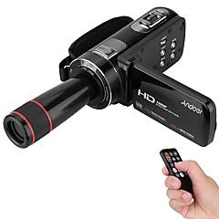 Пластик Записывающая камера Высокое разрешение На открытом воздухе В помещении Портативные Сенсорный экран