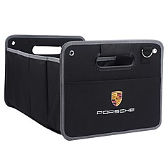 Vehicle Trunk Car Organizers For Porsche All years Fabrics