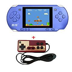 rs-15 klassisk retro spilkonsol håndholdt bærbar 3.25 mere 300 spil lomme fri patron anden spiller controller