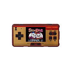 3.0 klassisk retro håndholdt spilafspiller børns videospilkonsol indbygget 638 classic fc spil understøtter 2-spiller tv-udgang