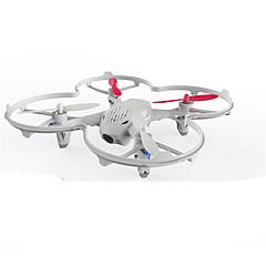 billige Fjernstyrte quadcoptere og multirotorer-RC Drone Hubsan H107D 4 Kanal 6 Akse Fjernstyrt quadkopter LED Lys / Flyvning Med 360 Graders Flipp / Med kamera Fjernstyrt Quadkopter /