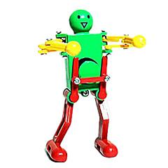 Robotti Vedettävä lelu Lelut Ompelukone Robotti Cartoon Tanssia Ei määritelty Pieces