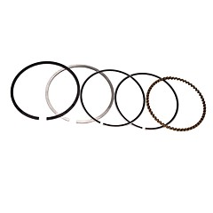 Originele 52.4mm lifan 125cc dirt pit bike motorfiets motor cilinder ringen 5 stks / set