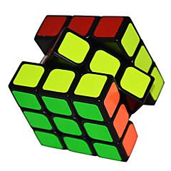tanie Kostki Rubika-Kostka Rubika QI YI Sail 6.0 164 3*3*3 Gładka Prędkość Cube Magiczne kostki Puzzle Cube Naklejka gładka Prezent Unisex