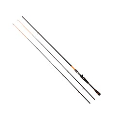 Fishing Rod Casting Rod Carbon Fiber 240 cm Bait Casting Spinning Jigging Fishing Freshwater Fishing Carp Fishing Bass Fishing Lure
