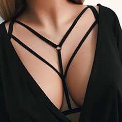 Žene Nakit za tijelo Tijelo Chain / Belly Chain Moda Polyster Mješavina poliester / platno arilne Jewelry Za Vjenčanje Svakodnevica