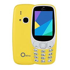 billiga Mobiltelefoner-Oeina XP3310 2.4 tum Mobiltelefon ( 32MB + Övrigt 0.8 MP Annat 1000 mAh )
