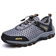 LEIBINDI Tênis de Caminhada Sapatos Casuais Sapatos de Montanhismo Tênis para Mountain Bike Homens Vestível Reduz a Irritação Espetáculo