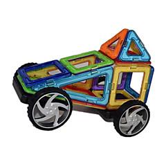 אבני בניין בלוקים מגנטיים מגדיר בניין מגדיר מכוניות צעצוע צעצועים מצחיק מגנטי לא מפורט חתיכות