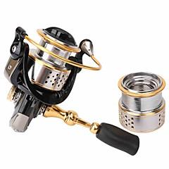 Fishing Reel Spinning Reels 5.2:1 9 Ball Bearings Exchangable Spinning Freshwater Fishing Carp Fishing Lure Fishing-FengShang2000