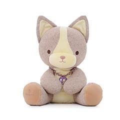 צעצועים ממולאים בובות צעצועים כלבים חיה חיות ילד חתיכות