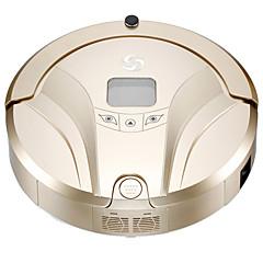billige Smartrobotter-FENGRUI Robot Vacuum Renere FR-fox Fjernbetjening Dry Mopping Wet Mopping Fjernbetjening LED-skærm 2.4G Planlægning Rengøring Kombinationstilstand / Våd og tør Mopping / Selvopladning / Væltesikring