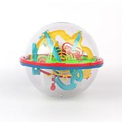 tanie Gry i puzzle-Piłeczki Labirynty i puzzle Układanka Luban Zabawki Zabawka edukacyjna Zabawki Zaokrąglanie 3D ABS Dla obu płci Sztuk