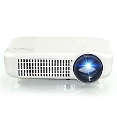 LCD WXGA (1280x800) Projetor,LED 3500 Alta Definição Negócio Lâmpada Incluída Indicador LED Portátil Multi funções Projetor