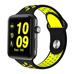 cheap Smartwatches-Smartwatch DM09 Bluetooth  Round Screen Life Waterproof Sports for Android IOS Phones With SIM Card Pedometer Sleep Fitness Tracker
