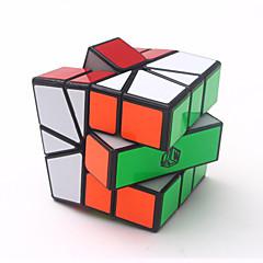 billiga Leksaker och spel-Rubiks kub QIYI VOLT SQ-1 Alien Square-1 Mjuk hastighetskub Magiska kuber Pusselkub Present Unisex