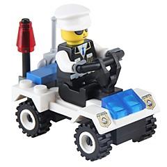 ブロックおもちゃ パトカー おもちゃ 車 軍隊 Non Toxic クラシック 新デザイン 成人 36 小品