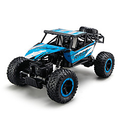 billige Fjernstyrte biler-Radiostyrt Bil JJRC Q15 2.4G Buggy (Off- Road) / Fjellklatring Bil / Off Road Car 1:14 KM / H Fjernkontroll / Oppladbar / Elektrisk