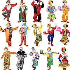 Halloween Kostüm Kostüm Kostüm Erwachsene Clown Kostüm Zirkus Aufführung Kostüm