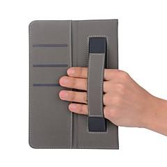 Case Kompatibilitás Apple iPad 10.5 iPad (2017) Pénztárca Kártyatartó Állvánnyal Teljes védelem Tömör szín Kemény Műbőr Bőr mert iPad Pro