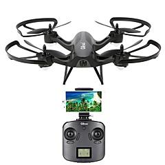 RC Drone Gteng 911w Canal 4 6 Eixos Com Câmera HD de 2.0MP Quadcópero com CR Acesso à Gravação em Tempo Real Quadcóptero RC Controle