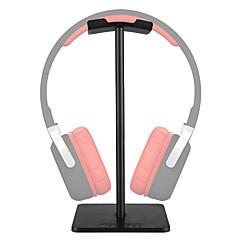 billige Tilbehør til hodetelefoner-Universalt aluminium hodetelefonholderhodetelefon med displayhenger for alle hodetelefoner