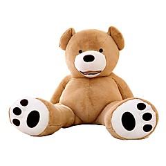 צעצועים ממולאים צעצועים Bear בעלי חיים מבוגרים 1 חתיכות