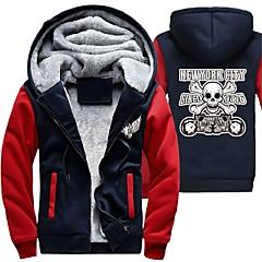 tanie Kurtki motocyklowe-męska bluza z kapturem odporna na zużycie, ciepła / ciepła bluza z kapturem ochraniacza dla sportów motorowych
