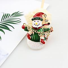 Dame Nåler Søt Legering Smykker Til Aftenselskap Jul