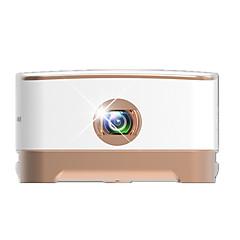 tanie Projektory-Factory OEM K1 DLP Mały projektor 50 lm Wsparcie 1080p (1920x1080) 10-120 cal Ekran