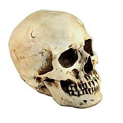 halloween hullu päivä tarvikkeita uutuus luova leluja kauhu hauska huijaus koko rekvisiitta hartsi luuranko pään koristeet