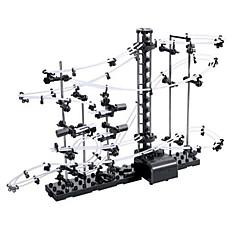 Spacerail 231-2 10000mm 트랙 레일 자동차 트랙 세트 대리석 트랙 세트 빌딩 키트 코스터 완구 설치자 세트 교육용 장난감 장난감 DIY 아동용 Teen 조각