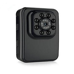 r3 carro wifi mini dvr câmera hd completa visão noturna com 8 luzes led / 120 graus fov / ciclo-ciclo de gravação / suporta cartão de 32GB