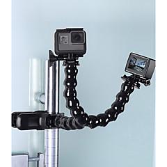 tanie Kamery sportowe i akcesoria GoPro-gęsiej szyi Regulowane Dynamics Odkształcenie Nakręcane Łatwa instalacja Wielofunkcyjne Dla Action Camera Wszystko Xiaomi Camera SJCAM